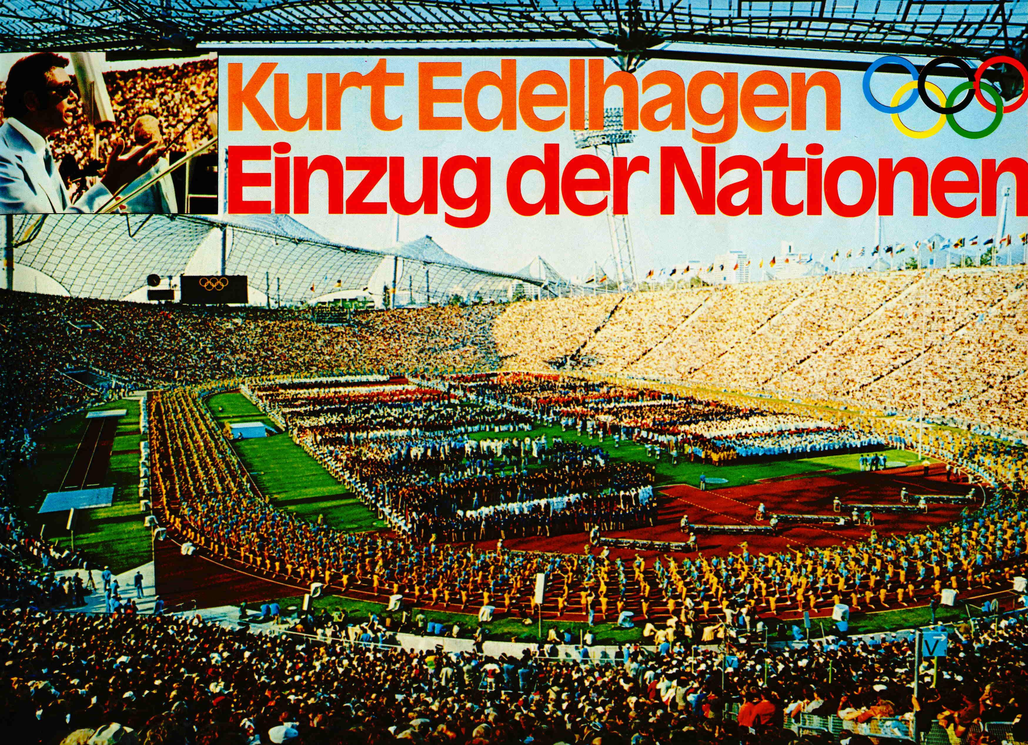 Olympische Spiele 1972 Musik Fur Die Eroffnungsfeier